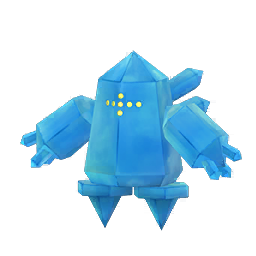 Regice - Shiny Male / Female