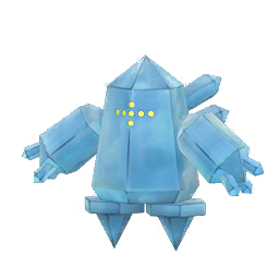 Regice Pokemon GO