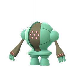 Registeel - Shiny Male / Female