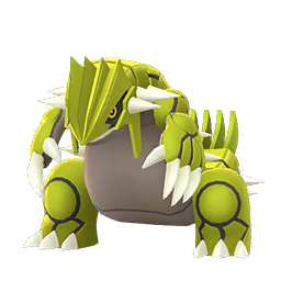Groudon - Shiny Male / Female