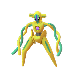 Deoxys - Shiny Form 11 Male / Female