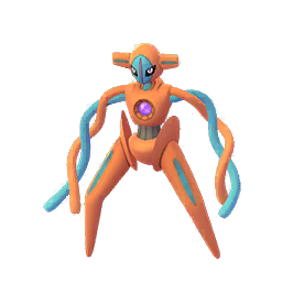 Deoxys Pokemon GO