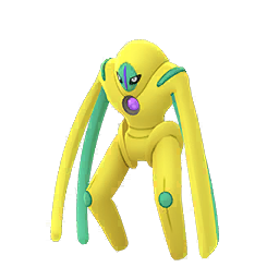 Deoxys - Shiny Form 13 Male / Female