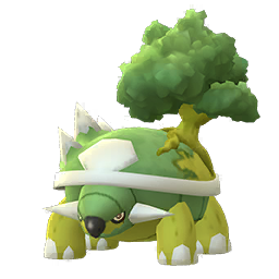 Torterra - Shiny Male / Female