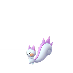 Pachirisu - Shiny Female