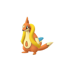 Floatzel Pokemon Go Best Movesets Counters Evolutions And Cp