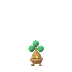 Bonsly Pokemon GO