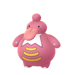 Lickilicky Pokemon GO