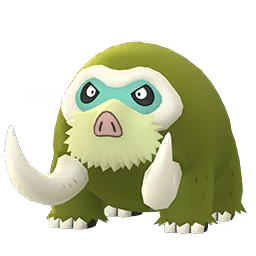 Mamoswine - Shiny Male