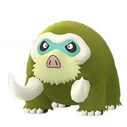Mamoswine - Shiny Female