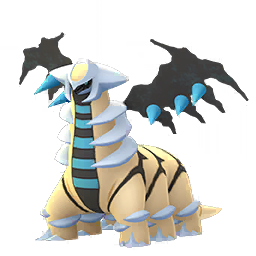 Shiny Altered Forme Giratina
