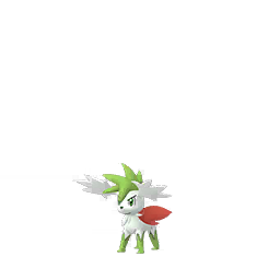 Shaymin Pokemon GO