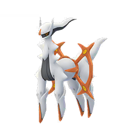 Arceus - Form 12 Male / Female