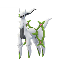 Arceus - Form 17 Male / Female