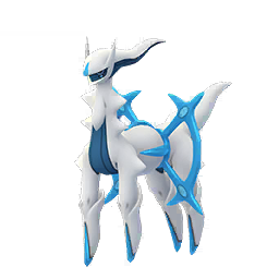 Arceus - Form 21 Male / Female