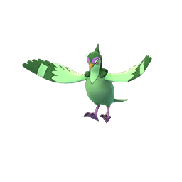 Tranquill - Shiny Male / Female