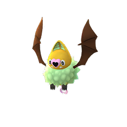 Swoobat - Shiny Male / Female