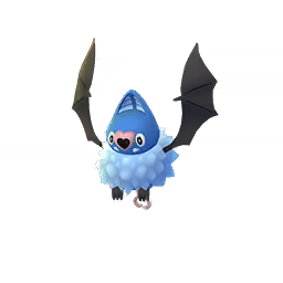 Swoobat Pokemon GO