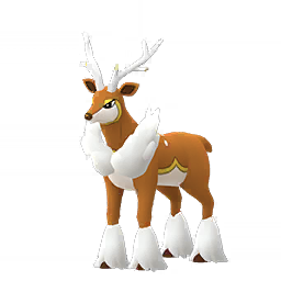 Sawsbuck - Shiny Form 14 Male / Female