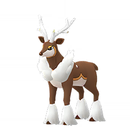 Sawsbuck - Form 14 Male / Female