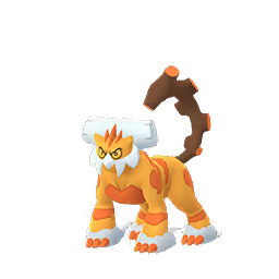 Landorus - Shiny Form 12 Male / Female