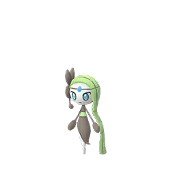 Meloetta Pokemon GO
