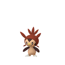 Chespin - Shiny Male / Female