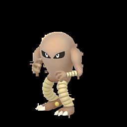 飛腿郎 Pokemon GO