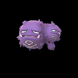 Weezing Pokemon GO