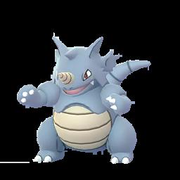 Rhydon Pokemon GO