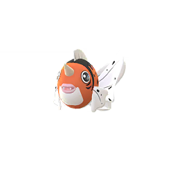 アズマオウ Pokemon GO