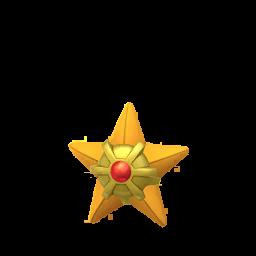 Staryu Pokemon GO
