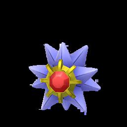 Starmie Pokemon GO