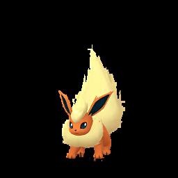 Flareon Pokemon GO