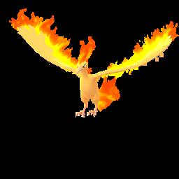 ファイヤー Pokemon GO
