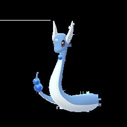 Dragonair Pokemon GO
