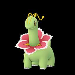 Meganium Pokemon GO