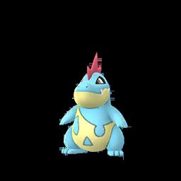 Tyracroc Pokemon GO