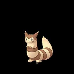 Furret Pokemon GO