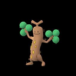 Mogelbaum Pokemon GO