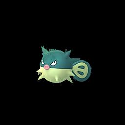 Qwilfish Pokemon GO