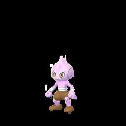 Tyrogue Pokemon GO