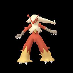 Blaziken Pokemon GO