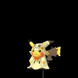 พิคาชู Pokemon GO