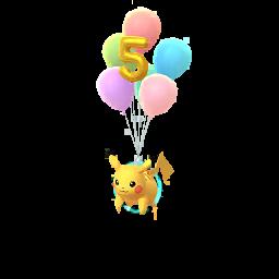Pikachu Pokemon GO