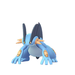 Sumpex Pokemon GO