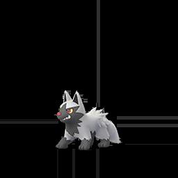 土狼犬 Pokemon GO