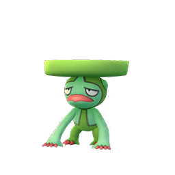 Lombre Pokemon GO