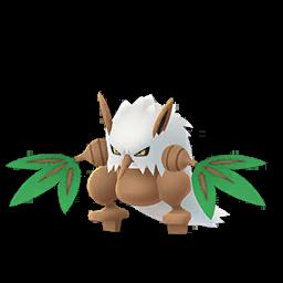 Shiftry Pokemon GO