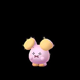 Whismur Pokemon GO